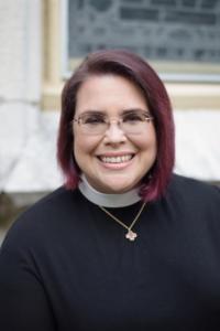 "Rev. Henrietta ""Rhetta"" L. Wiley, Ph.D, Priest-in-Charge"