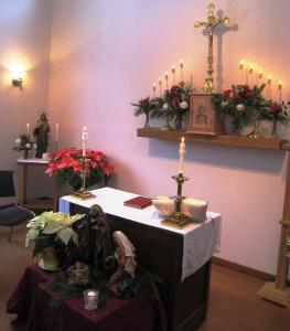 Carmel Altar